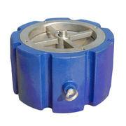 JAMES WSCM 對夾式無聲止回閥 ductile iron wafer silent check valve