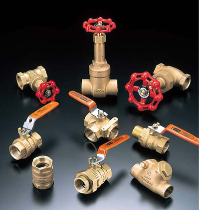 KITZ 銅閥門 產品資料 Catalogue bronze valve catalogue