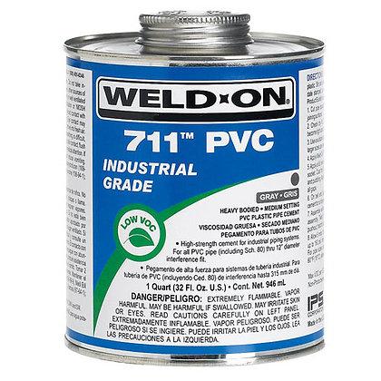 Weld-On® 711™ PVC 膠粘劑 cement