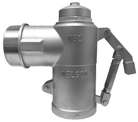 WELSON 106 不銹鋼316浮波掣