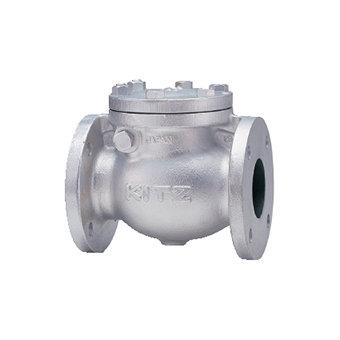 KITZ Fig.125FCO 生鐵法蘭式橫身止回閥 cast iron swing check valve pn16
