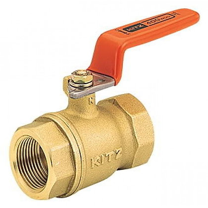 KITZ Fig.T 銅上牙波子掣 brass ball valve