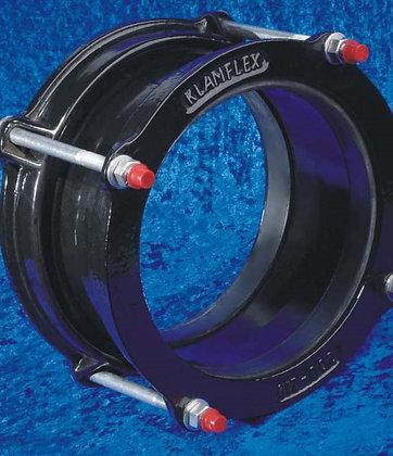 KLAMFLEX 急輪 (球墨鑄鐵 DI 喉用) dedicated coupling di pipe