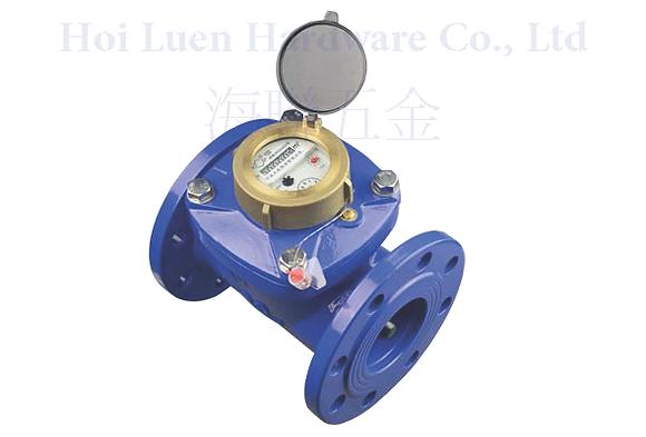 NINGBO 寧波牌 LXLG 法蘭式冷水表 cold water meter
