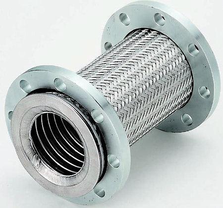 NFK 6300 法蘭式不銹鋼織網避震喉