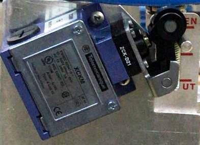 KITZ 閘掣加裝 Micro (Limit) Switch installation