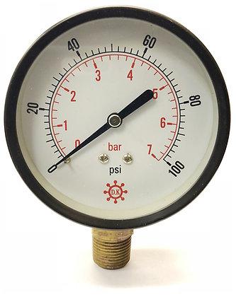 DK AT 壓力表 Pressure Gauge 7 bar