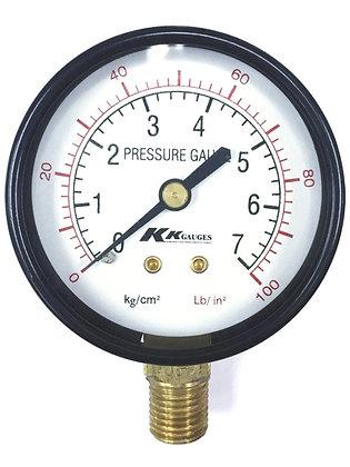 KK 121 壓力表 pressure gauge