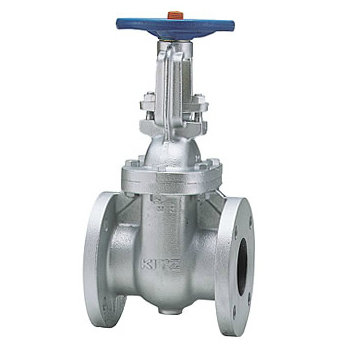 KITZ Fig.125FCLS 生鐵法蘭式不銹鋼芯閘掣 cast iron gate valve stainless steel trim