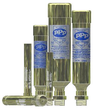 PPP SNP 電鍍銅上牙水錘
