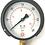 DK BT 黑鐵殼壓力表 KPA Pressure Gauge 20kg