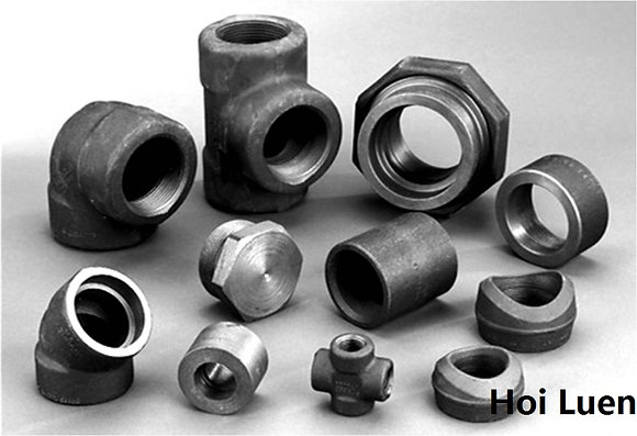 HL Class 3000 高壓鍛鋼喉管配件 forged steel pipe fitting
