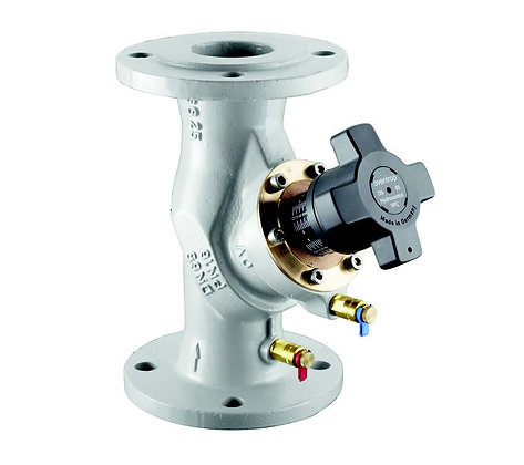 OVENTROP VFC 生鐵法蘭式較水掣 cast iron balancing valve double regulating and commissioning valve