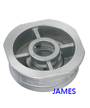 JAMES SSWC Stainless Steel 316 Wafer Lift Check Valve