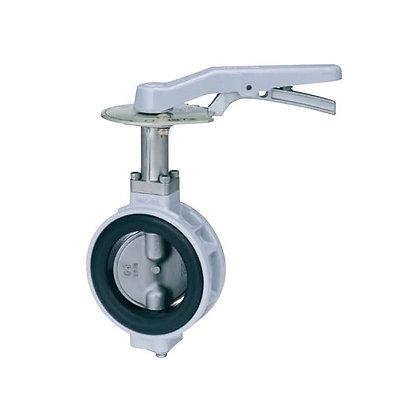 KITZ Fig.PN16XJME 鋁對夾式蝴蝶掣 aluminium wafer butterfly valve