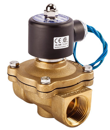 UNID UW 銅上牙電磁閥 220V solenoid valve