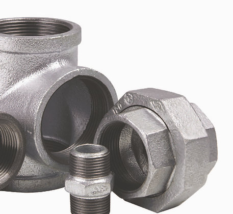 MECH 上牙配件 malleable iron pipe fitting
