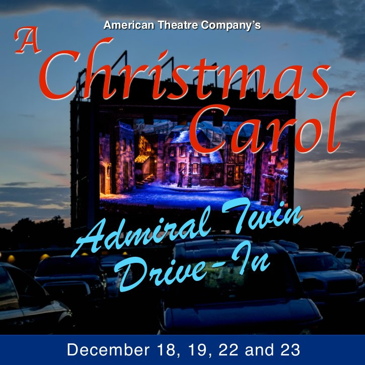 """A Christmas Carol"" at The Admiral Twin"