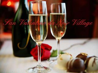 Bellezza e benessere nel mese dell'amore da Noir Village a Pistoia