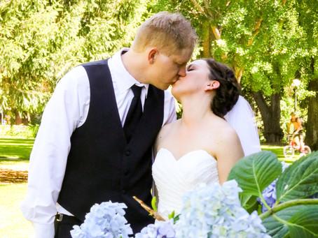 Newton Wedding