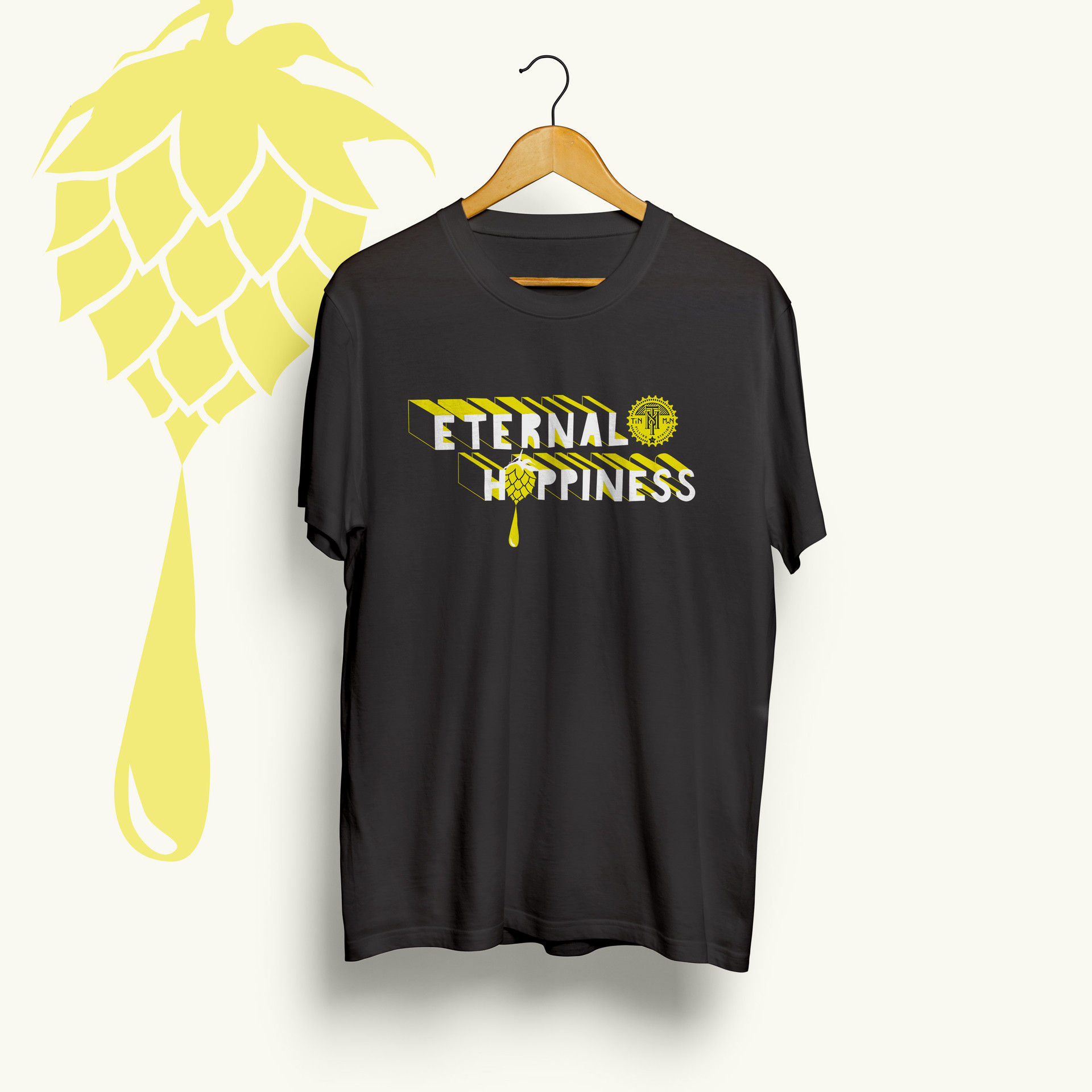 Tinman T-Shirt - Hoppiness