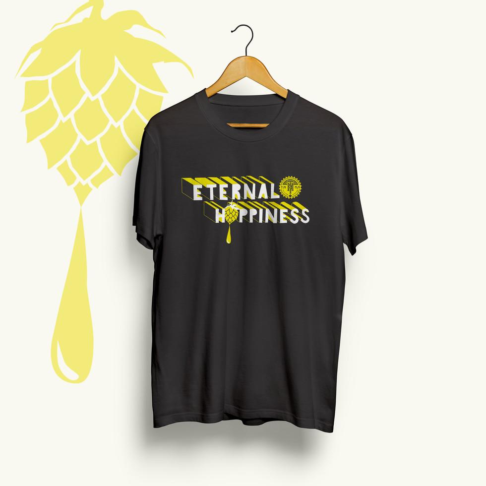 Tinman T-Shirt - Hoppiness