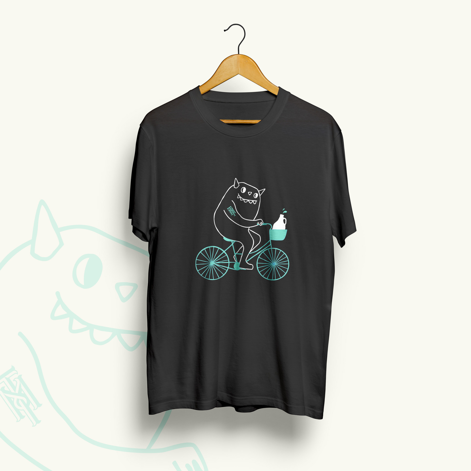 Tinman T-Shirt - Biking