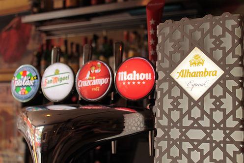 Beer in Chorlton Manchester