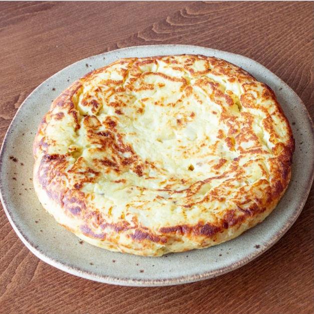 Tortilla Española De Patatas  (Medium £7.50 / Big £10.50)