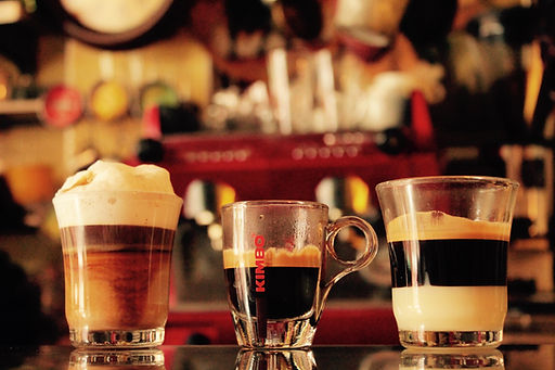 Coffee in Chorlton Manchester