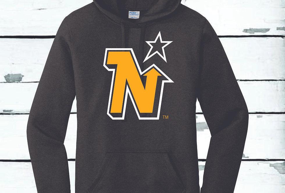LADIES NORTH STARS  Port & Company ® Core Fleece Pullover