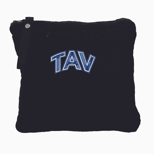 EMBROIDERED - Port Authority ® Packable Travel Blanket