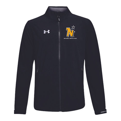 Embroidered - Under Armour Hockey Warm Up Jacket