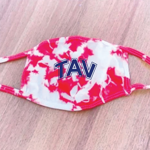 TAV Logo - Face Mask