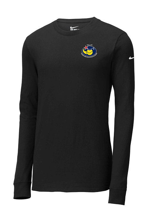 Nike Core Cotton Long Sleeve Tee