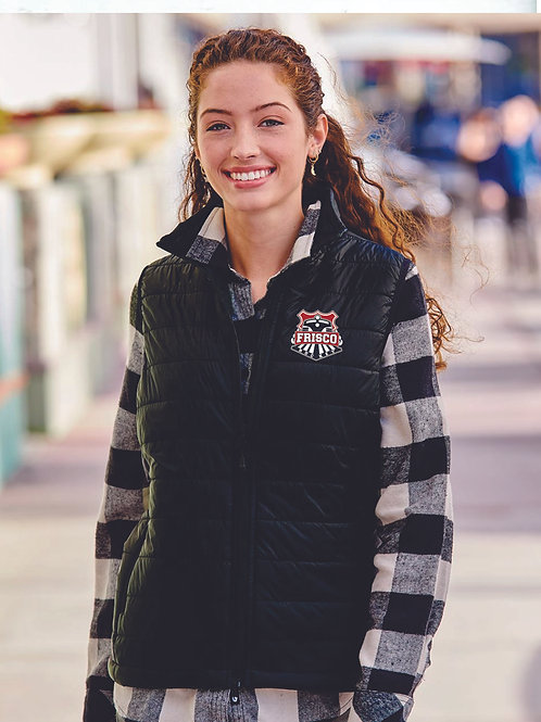 LADIE'S FRISCO - Independent Trading Co. - Women's Puffer Vest