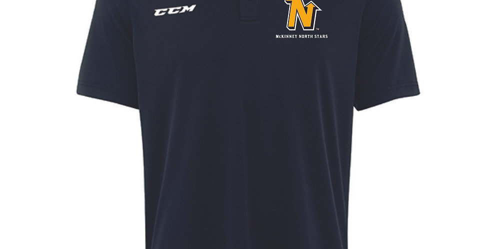 Embroidered - CCM Team Polo