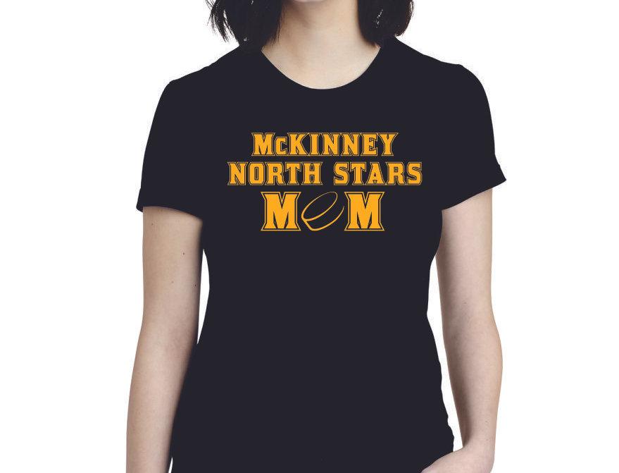 NORTHSTARS MOM  - American Apparel ® Women's Fine Jersey T-Shirt