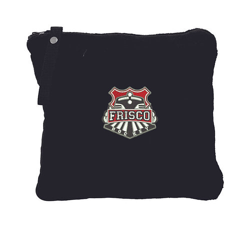 EMBROIDERED FRISCO HOCKEY - Port Authority ® Packable Travel Blanket
