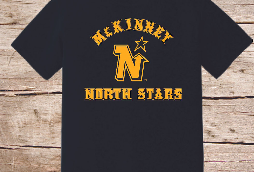 MCKINNEY - Comfort Colors ® Heavyweight Ring Spun Tee