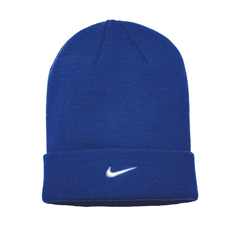 EMBROIDERED - Nike Sideline Beanie