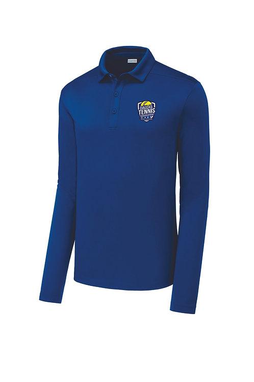 Sport-Tek ® Posi-UV™ Pro Long Sleeve Polo