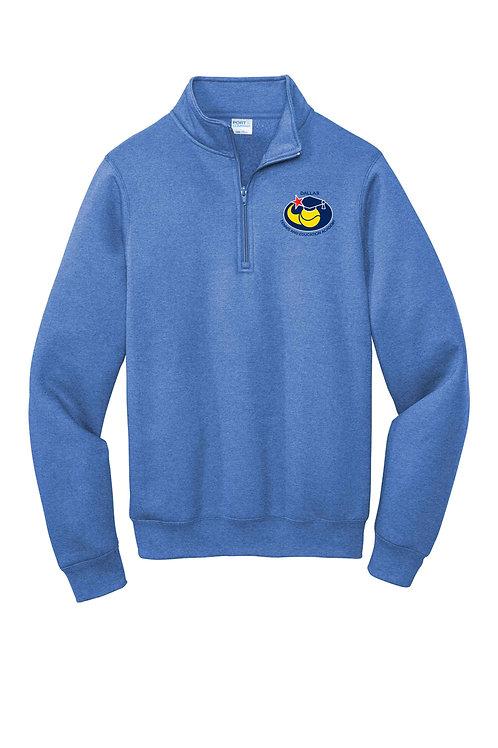 Port & Company ® Core Fleece 1/4-Zip Pullover Sweatshirt