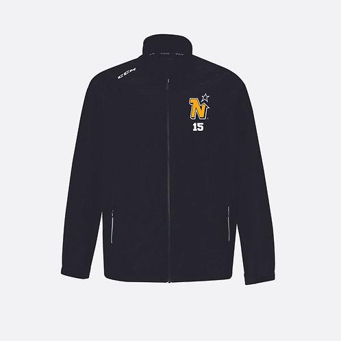 EMBRODIERED NORTH STARS - CCM Premium Wind Suit Jacket