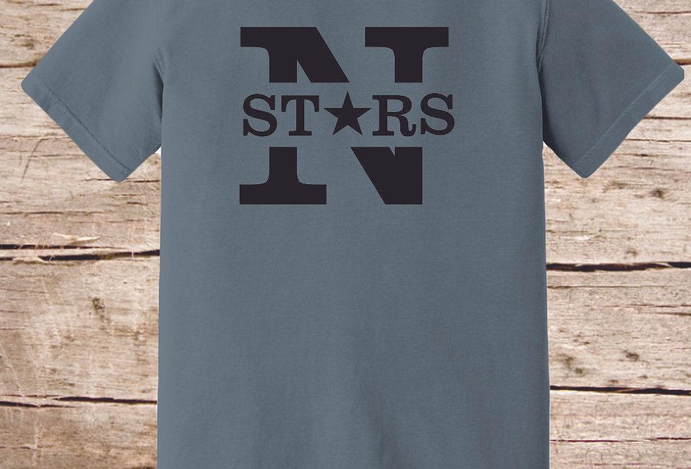 N STARS DESIGN - Comfort Colors ® Heavyweight Ring Spun Tee