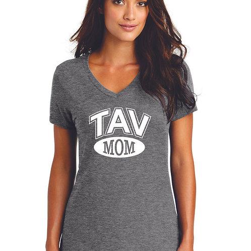 TAV MOM - District ® Women's Perfect Weight ® V-Neck Tee