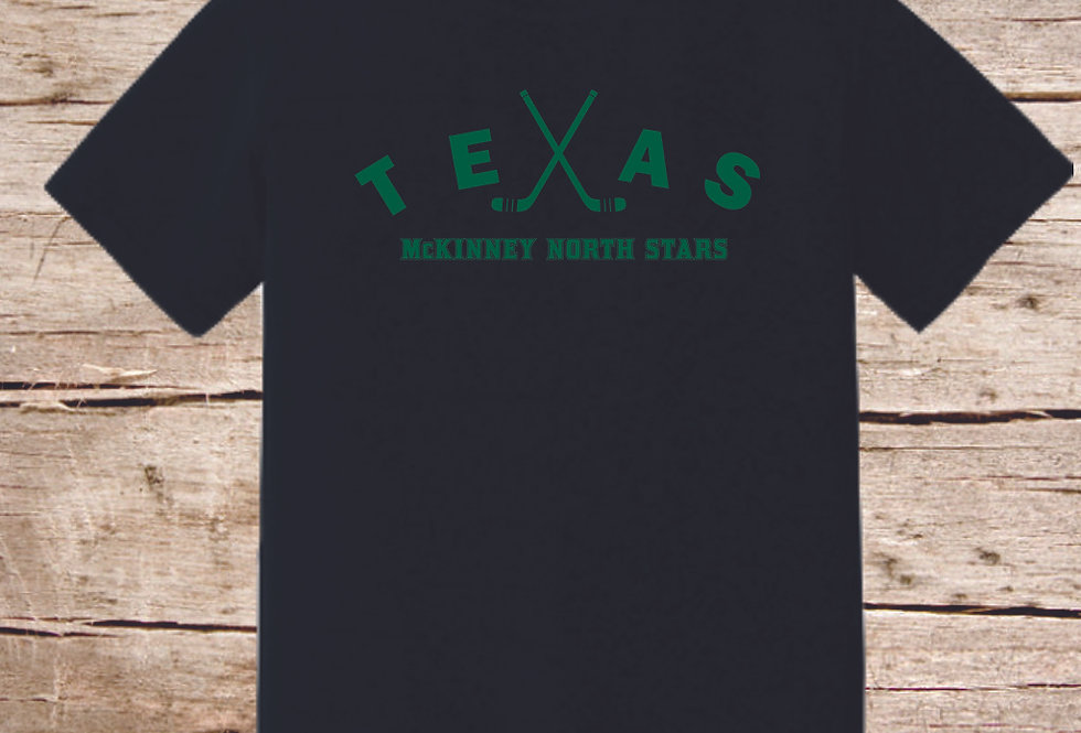 TEXAS - Comfort Colors ® Heavyweight Ring Spun Tee