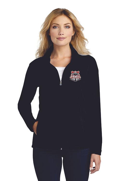 EMBROIDERED FRISCO HOCKEY - Port Authority® Ladies Microfleece Jacket