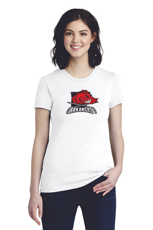RAZORBACK - American Apparel ® Women's Fine Jersey T-Shirt