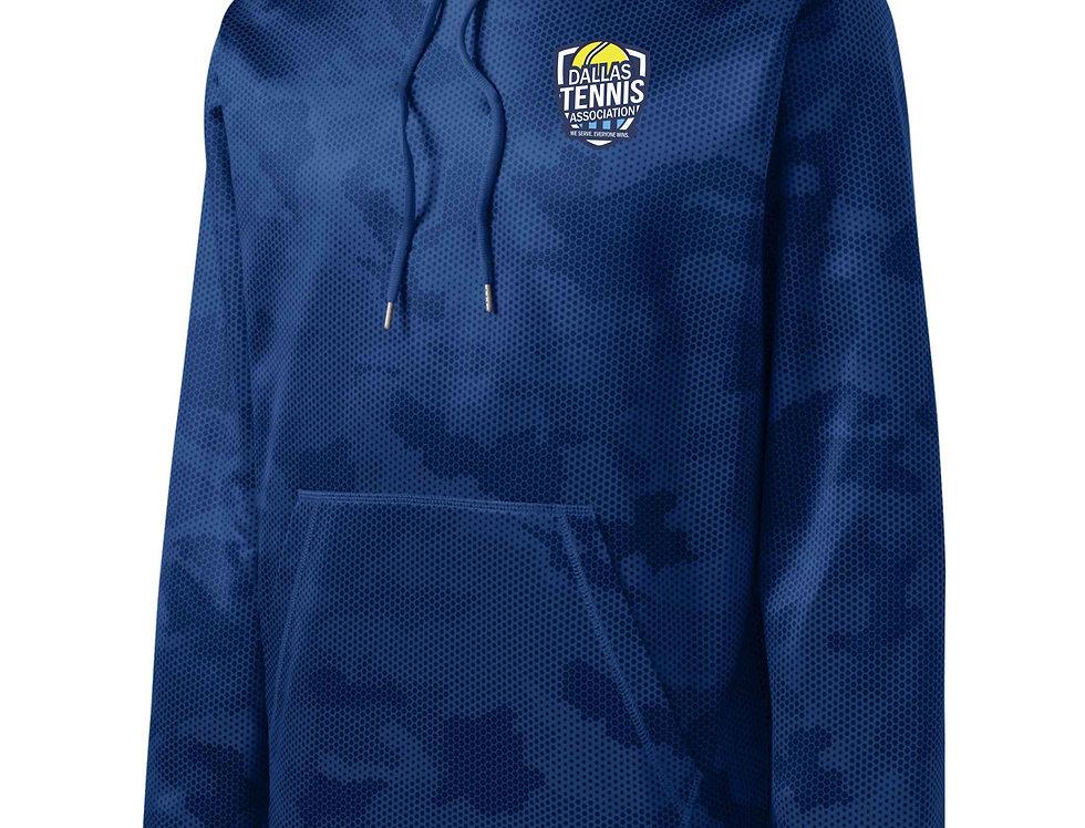 Sport-Tek® Sport-Wick® CamoHex Fleece Hooded Pullover